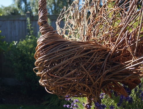 Willow Sculptures head to York Minster